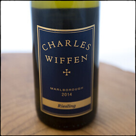 Charles Wiffen Riesling 2014