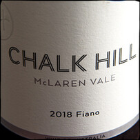 Chalk Hill Fiano 2018