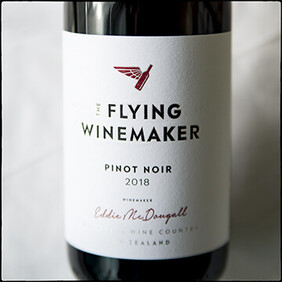The Flying winemaker Pinot Noir 2019