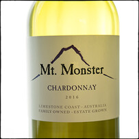 Mt Monster Chardonnay 2016