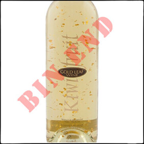Pukeko Grove Gold leaf Kiwifruit wine