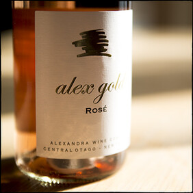 Alex Gold Pinot Rose 2018